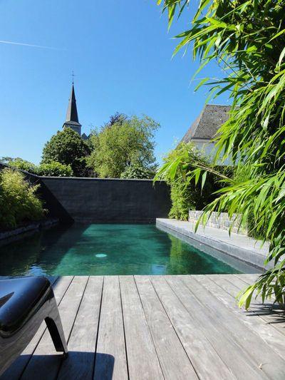 Swimming pool ideas une piscine qui embellit mon jardin for Monjardin materrasse