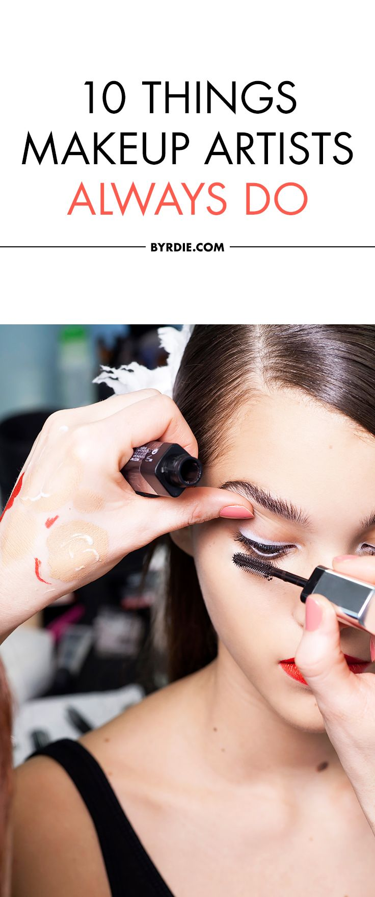 The Best Diy Beauty Tips Makeup Artists Always Do These