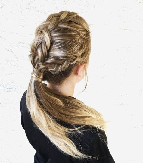 Trendy Hairstyles Ideas 42 Quick And Easy Hairstyle For Busy Women