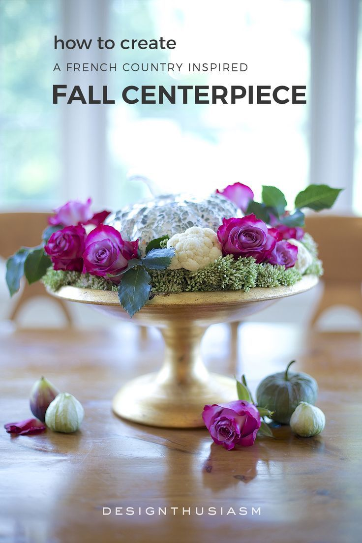 Diy Home Decor Ideas Fall Centerpiece Looking For Easy Fall Diy