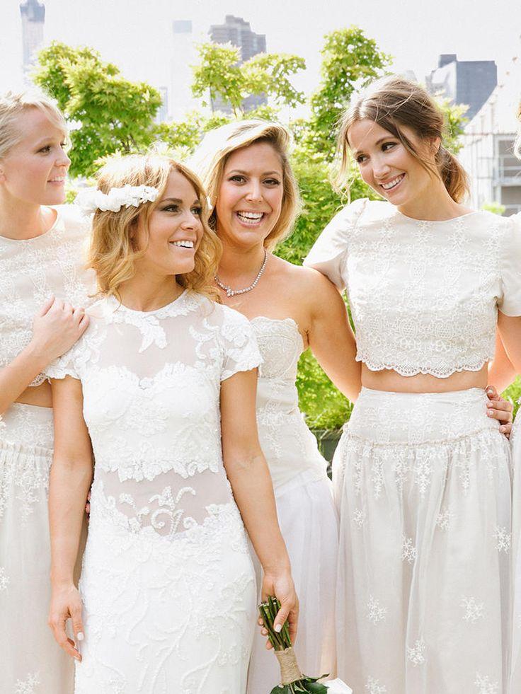 Wedding Dress Ideas, Designers & Inspiration : Match a ...