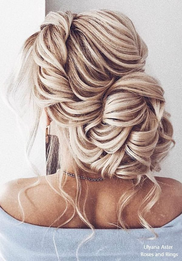 Wedding Hairstyles Ideas : Ulyana Aster Long Wedding Hairstyles and ...