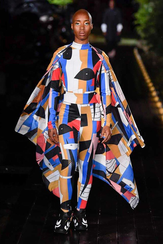 3e78babf7e Women s Outfits 2017 2018   Pyer Moss Spring 2019 Ready-to-Wear Collection  – Vogue