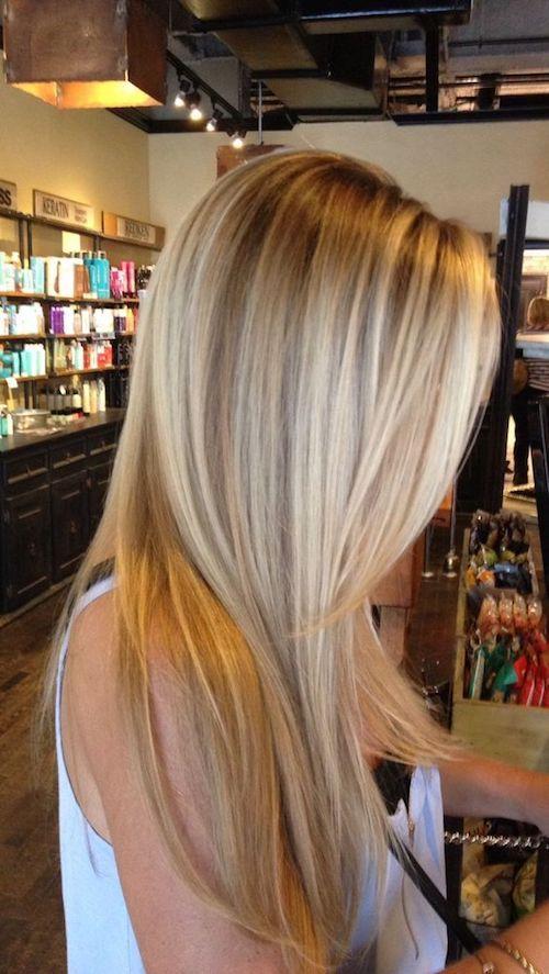 Trendy Hairstyles Ideas 29 Besten Balayage Frisuren Fur Glattes