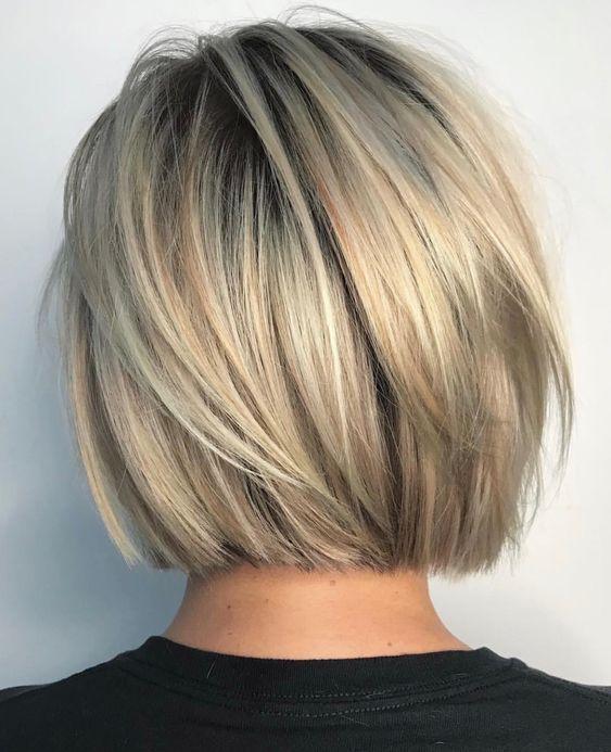 Trendy Hairstyles Ideas 80 Creative Short Bob Haircuts And Layered