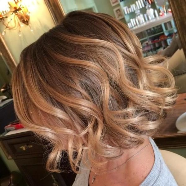 Trendy Hairstyles Ideas Short Summer Hair Color Trends 2019
